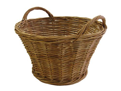 Плетеные корзины для овощей